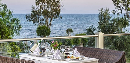 Aurum Spa & Beach Resort Yeme / İçme