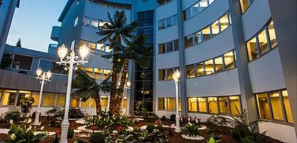 Avena Resort & Spa Hotel Genel Görünüm