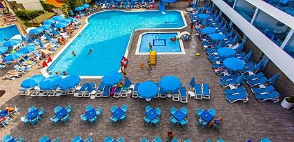 Avena Resort & Spa Hotel Havuz / Deniz