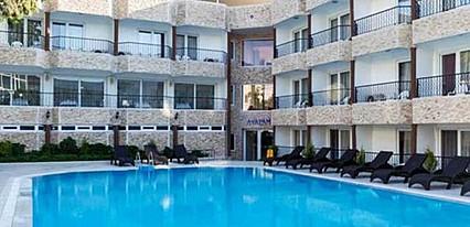Ayapam Hotel Genel Görünüm