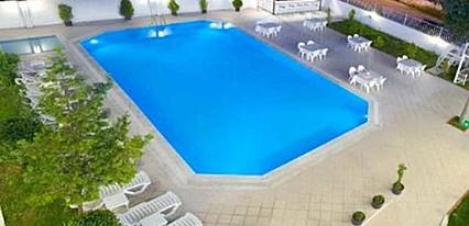 Ayapam Hotel Havuz / Deniz