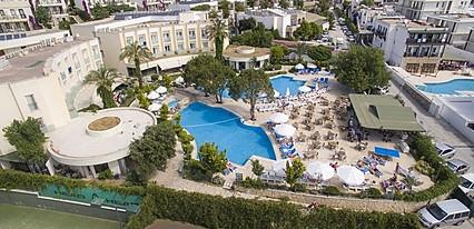 Ayaz Aqua Hotel Genel Görünüm