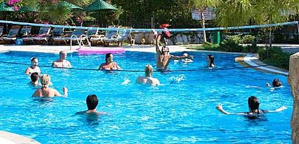 Ayaz Aqua Hotel Havuz / Deniz