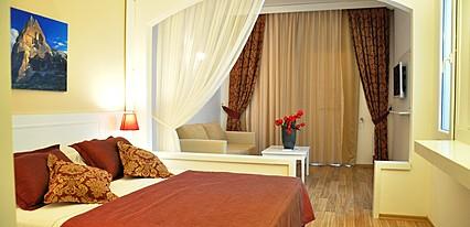Ayaz Aqua Hotel Oda