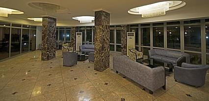Ayma Beach Hotel Genel Görünüm