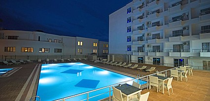 Ayma Beach Hotel Yeme / İçme