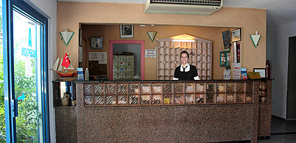 Aymes Otel Genel Görünüm