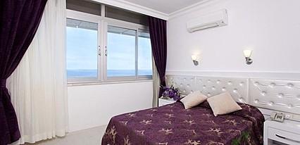 Azak Beach Hotel Oda