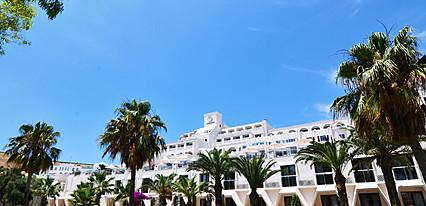 Azka Hotel Genel Görünüm