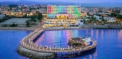 Azura Deluxe Resort Spa Hotel Genel Görünüm