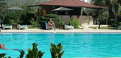 Babaylon Hotel Genel Görünüm