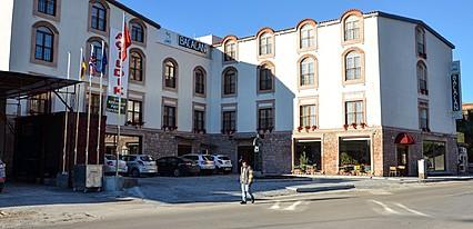 Bacacan Hotel Genel Görünüm