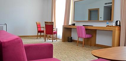 Bacacan Hotel Oda