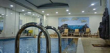 Bacacan Hotel Havuz / Deniz