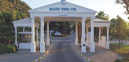 Balçova Termal Otel Genel Görünüm