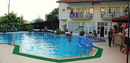 Balkaya Otel Havuz / Deniz