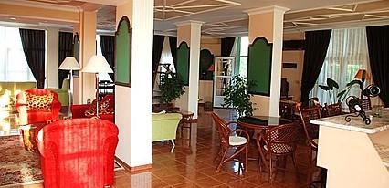 Balkaya Otel Genel Görünüm