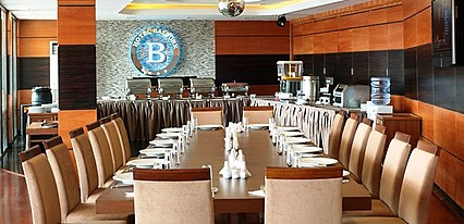 Baltürk Hotel Genel Görünüm
