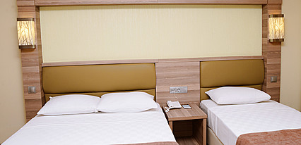 Banu Hotel Luxury Oda