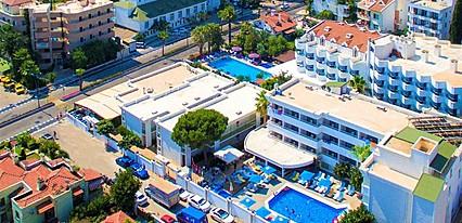 Banu Hotel Luxury Genel Görünüm
