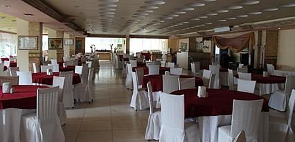 Barika Park Termal Otel Yeme / İçme
