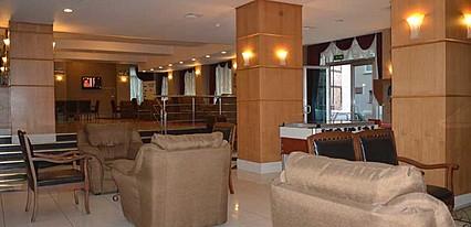 Başak Termal Hotel Genel Görünüm