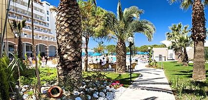 Batihan Beach Resort Genel Görünüm