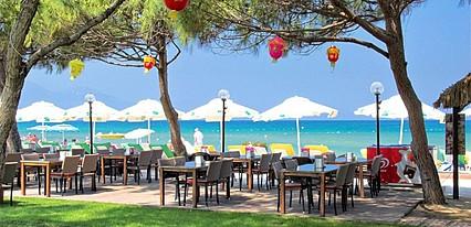 Batihan Beach Resort Yeme / İçme