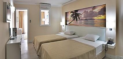 Batihan Beach Resort Oda