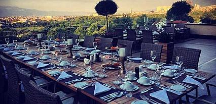 BB Çelik Palace Bursa Yeme / İçme