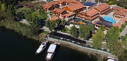 BC Spa Hotel Dalyan Genel Görünüm