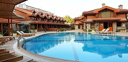 BC Spa Hotel Dalyan Havuz / Deniz