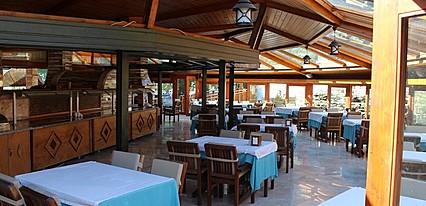 BC Spa Hotel Dalyan Yeme / İçme