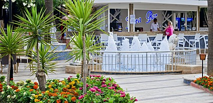 Beach Club Doğanay Genel Görünüm