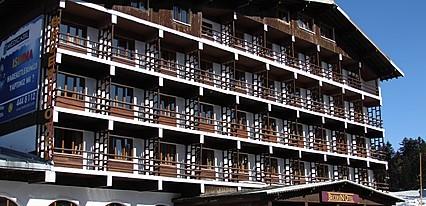 Beceren Hotel Genel Görünüm