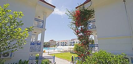 Belcekum Beach Hotel Genel Görünüm