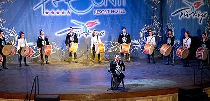 Belconti Resort Hotel Genel Görünüm