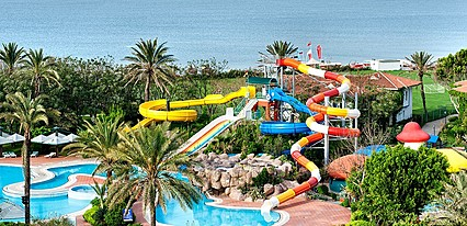 Belconti Resort Hotel Havuz / Deniz