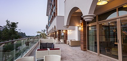 Belek Beach Resort Hotel Yeme / İçme
