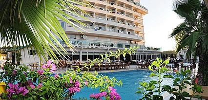 Belkon Hotel Havuz / Deniz
