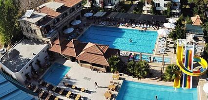 Belkon Hotel Genel Görünüm