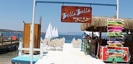 Bella Garden Hotel Yeme / İçme