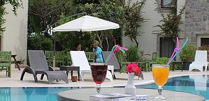 Bella Garden Hotel Havuz / Deniz