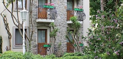 Bella Garden Hotel Genel Görünüm