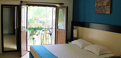 Bella Garden Hotel Oda