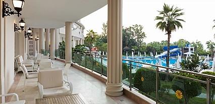 Bella Resort Spa Genel Görünüm