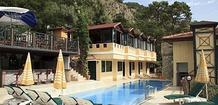 Belle Vue Hotel Genel Görünüm
