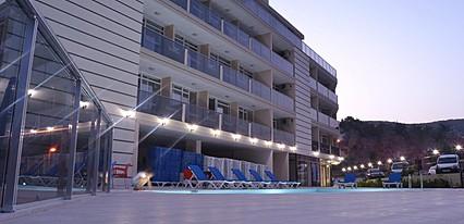 Belmare Hotel Genel Görünüm