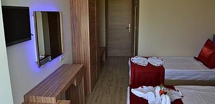 Belmare Hotel Oda