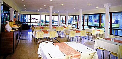 Belpoint Beach Hotel Yeme / İçme